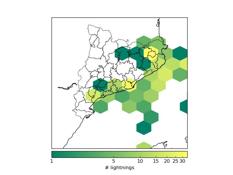 Plotting data — Basemap tutorial 0 1 documentation