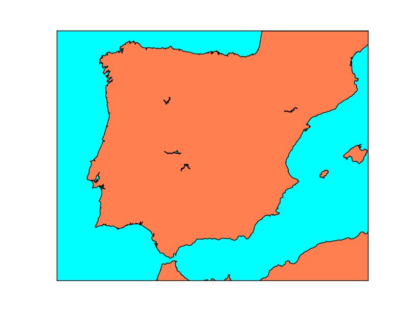 Managing projections — Basemap tutorial 0 1 documentation